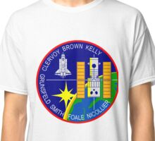 STS-103 Space Shuttle Discovery Mission Patch Classic T-Shirt
