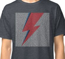 Flash Lyrics - David Bowie Lyric Classic T-Shirt