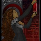 Klingon Blood Wine by merrypranxter