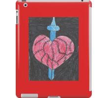 Damaged Heart iPad Case/Skin