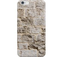 Old Brick Wall Texture iPhone Case/Skin