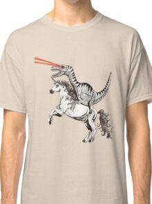 Raptor & Unicorn Classic T-Shirt
