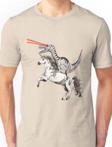 Raptor & Unicorn Unisex T-Shirt