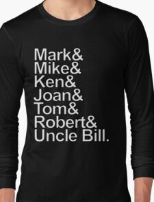 American Typo Long Sleeve T-Shirt