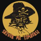 Shiver Me Timbers Pirate Tee by Greenbaby
