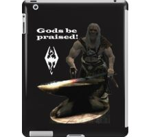 Eorlund Gray-Mane iPad Case/Skin