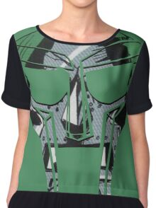DOOM will see you now Chiffon Top