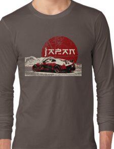 Nissan GTR Japan SUN Long Sleeve T-Shirt