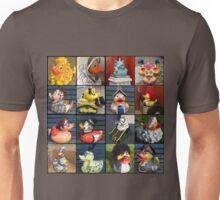Ducks by The Duckorator Unisex T-Shirt