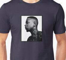 KENDRICK LAMAR TO PIMP A BUTTERFLY DOUBLE EXPOSURE Unisex T-Shirt