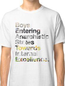 B.E.A.S.T.I.E. Anagram Classic T-Shirt