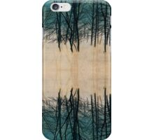 Once Upon A Forest Reflection iPhone Case/Skin