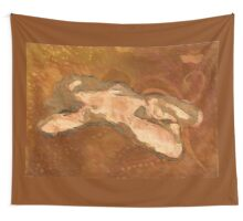 In your wings.. Wall Tapestry