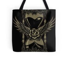 Neotraditional Vintage Hourglass Variant Tote Bag