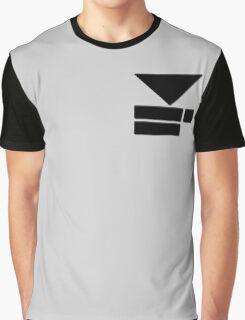 Undertale Papyrus Emblem Graphic T-Shirt