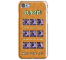 Jump for Joy iPhone Case/Skin