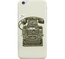 1st SMARTPHONE iPhone Case/Skin