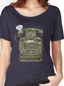 1st SMARTPHONE Women's Relaxed Fit T-Shirt