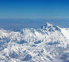 Mount Everest by Patrick Belser