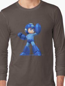 Mega Man Smash Brothers Wii U! Long Sleeve T-Shirt