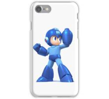Mega Man Smash Brothers Wii U! iPhone Case/Skin