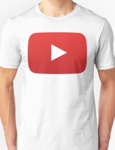 Youtube Play Button T-Shirt