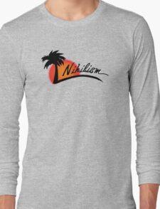 nihilism vice Long Sleeve T-Shirt