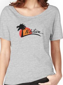 nihilism vice Women's Relaxed Fit T-Shirt