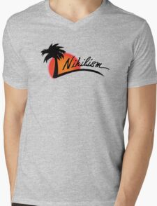 nihilism vice Mens V-Neck T-Shirt