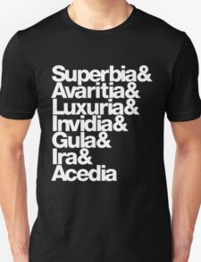 saligia (latin) T-Shirt