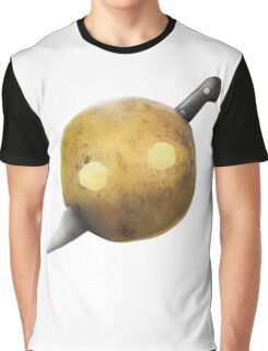 Knife Party Potato Graphic T-Shirt