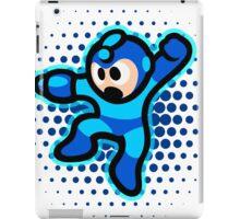 Mega Man Jump! Ultra HQ Modern Print iPad Case/Skin