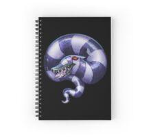 Sleeping Sandworm Spiral Notebook