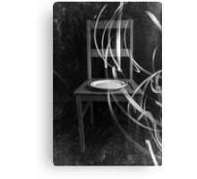 Condemned to oblivion Canvas Print