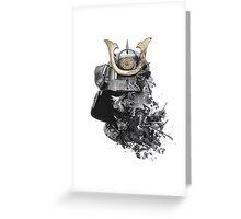 For Honor Samurai  Greeting Card
