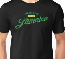 Property of Jamaica Unisex T-Shirt