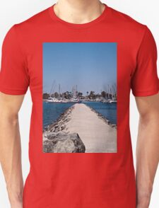 A Simple Path to the Lake Unisex T-Shirt