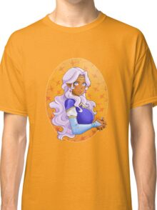 Space mom- transparent Classic T-Shirt