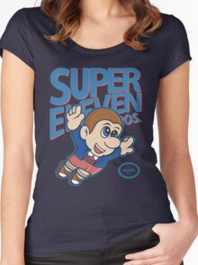 Super Eleven Women's Fitted Scoop T-Shirt