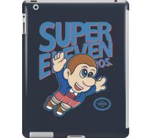 Super Eleven iPad Case/Skin