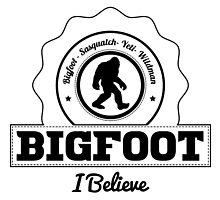 Bigfoot I Believe by kwg2200
