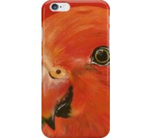Australian King Parrot iPhone Case/Skin