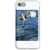 Osprey Goes Fishing iPhone Case/Skin