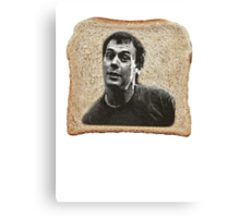 Toasty Canvas Print