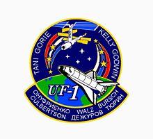 STS-108 Space Shuttle Endeavour Mission Logo Unisex T-Shirt