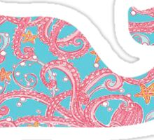 Vineyard Vines Whale Sticker