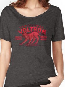 Red Paladin Vintage Shirt Women's Relaxed Fit T-Shirt