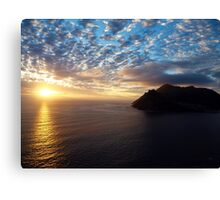Hout Bay Sunset Canvas Print