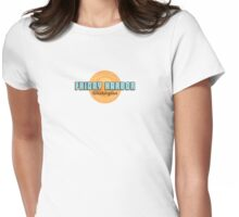 Friday Harbor. Womens Fitted T-Shirt