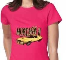 Mustang II Cobra II - Second Generation 1973-1978 Womens Fitted T-Shirt